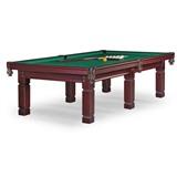 Стол / пул Texas 9 ф (махагон) ЛДСП, интернет-магазин товаров для бильярда Play-billiard.ru