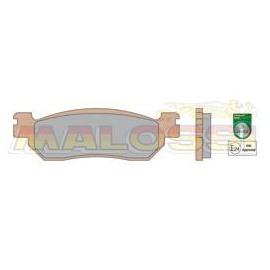 Колодки дискового тормоза Malossi MHR SYNT - Yamaha Majesty 250