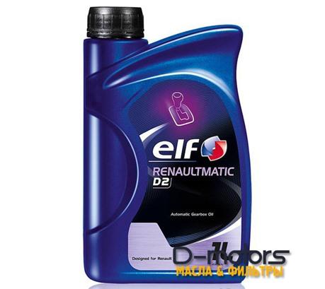 ELF RENAULTMATIC D2 (1л.)