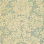 Ткань HERMITAGE DAMASK 03721 col 112 AZURE des.2/3735 140 cm