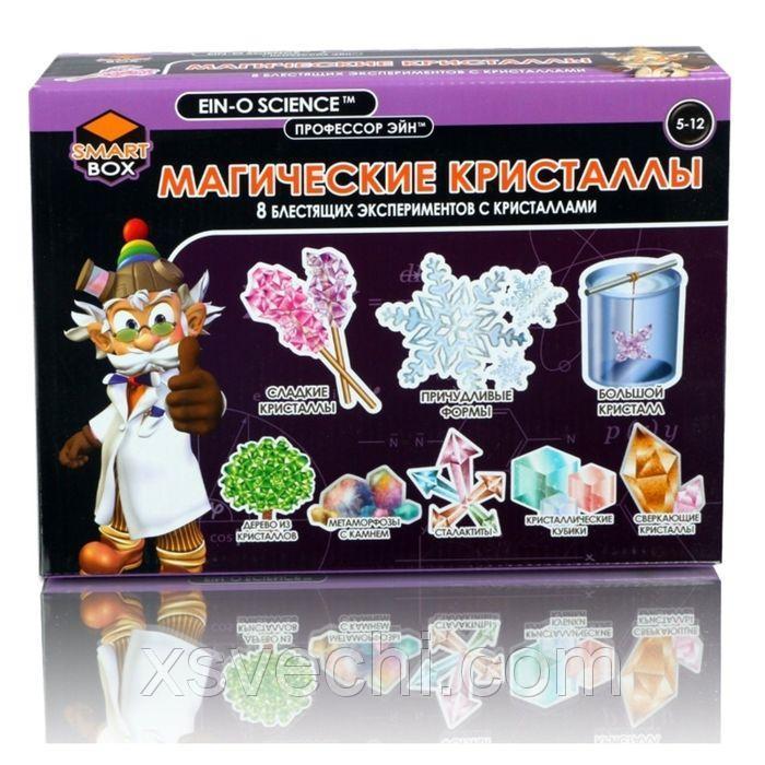 """Набор для опытов  """"Магические кристаллы"""" E2006N"""