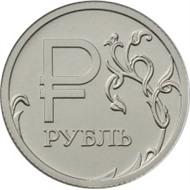 Графическое обозначение рубля в виде знака