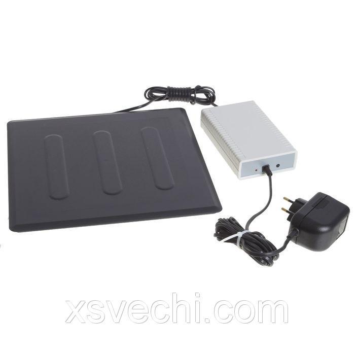 Деактиватор радиочастотный, со звуком, набор панель и блок электроники, цвет чёрный, серый