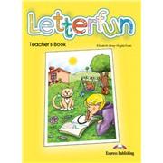 Letterfun. Teacher's Book. (interleaved). Beginner. Книга для учителя