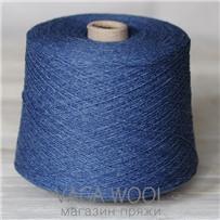 Пряжа Coast Cапфир 022, 350м в 50г, Knoll Yarns, Sapphire