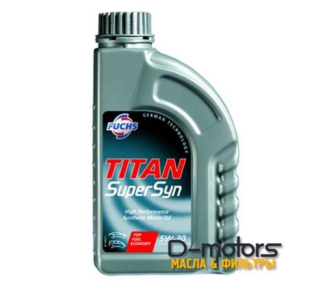 FUCHS TITAN SUPERSYN 5W-30 (1л.)