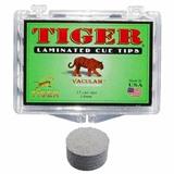 """Наклейка для кия """"Tiger"""" (S) 14 мм, интернет-магазин товаров для бильярда Play-billiard.ru"""