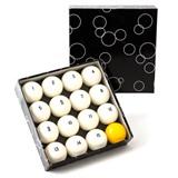 """Комплект шаров 38 мм """"Classic A-Quality"""" (пирамида), интернет-магазин товаров для бильярда Play-billiard.ru"""