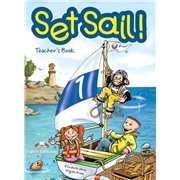 set sail 1 teacher's book - книга для учителя