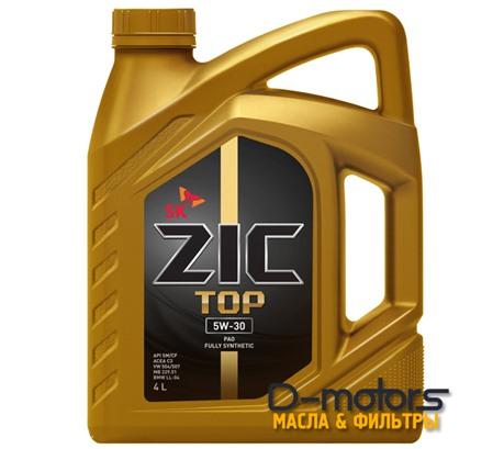 ZIC TOP 5W-30 (4л.)