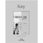 Click on starter  workbook key - ключи к рабочей тетради