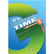 it's grammar time 4 student's book - учебник