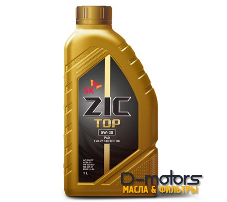 ZIC TOP 5W-30 (1л.)