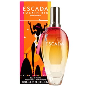 Escada Туалетная вод Rockin`Rio Limited Edition 100 ml (ж)