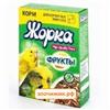 Корм Жорка  HQF фрукты для волнистых попугаев (600 гр)