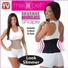 Пояс Miss Belt (Мисс Белт) цвет черный, размер S/M