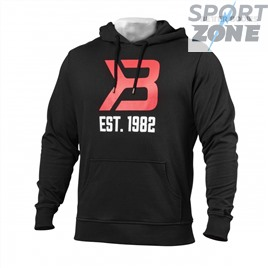Толстовка Better Bodies Gym Hoodie, Black