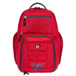 Спортивный рюкзак Expedition Backpack 500 красный/серый