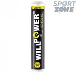 (WP)  Will Power Isotonic с L-карнитином  18tabs Ананас
