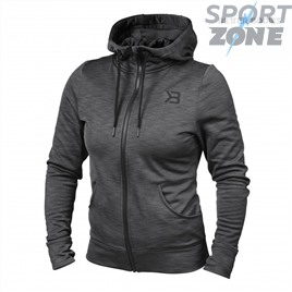 Женская толстовка Better Bodies Performance Hoodie, Antracite Melange