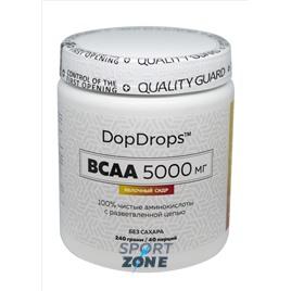 BCAA БЦА DopDrops 5000мг 40serv Яблочный сидр
