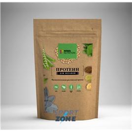 Протеин для веганов - Мультикомпонентный растительный протеин (вкус: без вкуса, шоколад, ананас, ваниль)