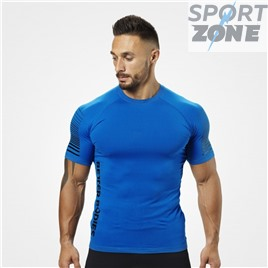 Футболка Better Bodies Performance PWR Tee, Strong Blue