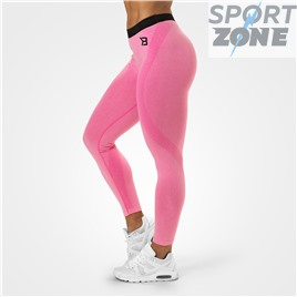 Лимитированные лосины Better Bodies BF Curve Tights, Pink Melange