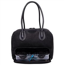 Женская сумка SIX PACK FITNESS (SPF) VIXEN ELITE BOWLER Black (черный)