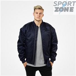 Уличная куртка Better Bodies Astor Bomber Jacket, Dark Navy