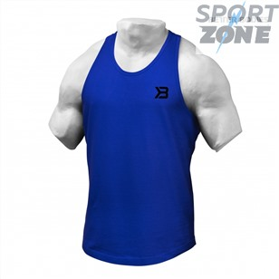 Майка Better Bodies Essential T-Back, Strong Blue