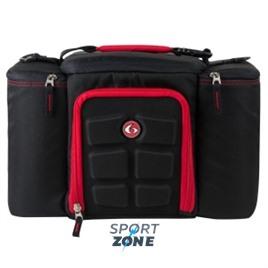 Спортивная сумка  INNOVATOR 300чёрный/красный