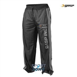 Спортивные брюки GASP No1 Mesh Pant, Black/Grey