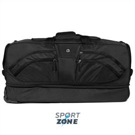 Дорожная сумка  ALPHA DUFFLE чёрный/чёрный