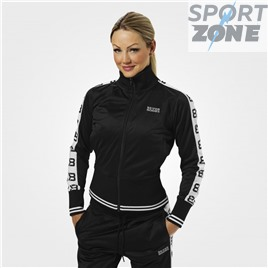 Спортивная куртка Better Bodies Trinity Track Jacket, Black