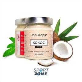 Протеиновая паста DopDrops Кокос 265г (стевия)