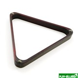 Треугольник 68 мм (махагон), интернет-магазин товаров для бильярда Play-billiard.ru