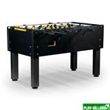 Настольный футбол (кикер) «Marsel» (144x76x90см, черный), интернет-магазин товаров для бильярда Play-billiard.ru
