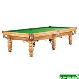 Бильярдный стол для русского бильярда «Prince» 10 ф (дуб), интернет-магазин товаров для бильярда Play-billiard.ru