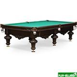 """Бильярдный стол для снукера """"Rococo"""" 10 ф (черный орех), интернет-магазин товаров для бильярда Play-billiard.ru"""