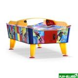 Всепогодный аэрохоккей «Skate» 8 ф (купюроприемник), интернет-магазин товаров для бильярда Play-billiard.ru