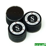 "Наклейка для кия ""Kamui Clear Black"" (S) 13 мм, интернет-магазин товаров для бильярда Play-billiard.ru"
