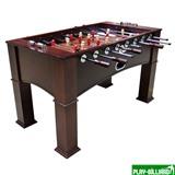 Настольный футбол (кикер) «Provincial» (коричневый), интернет-магазин товаров для бильярда Play-billiard.ru