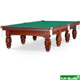 Бильярдный стол для русского бильярда 12 ф (орех пекан), интернет-магазин товаров для бильярда Play-billiard.ru