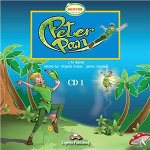 peter pan(showtime reader level 1)cd1