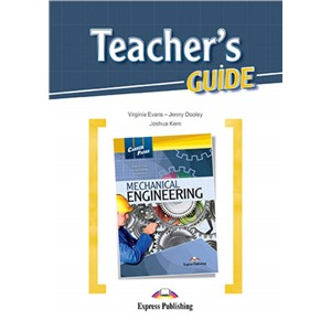 Mechanical engineering (esp). Teacher's Guide. Книга для учителя