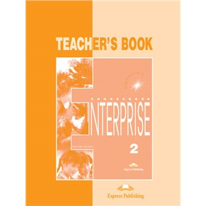 enterprise 2 teacher's book - книга для учителя (new)
