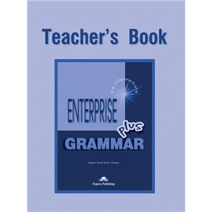 enterprise plus grammar teacher's book - книга для учителя