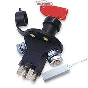 ACTION ELECTRIC Выключатель массы АКБ, 12V, шести контактный, с ключом флажкового типа 300A: FE-A3620