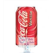 Coca-Cola Vanilla (Ваниль) 0,355л в банке - 12шт. в упаковке